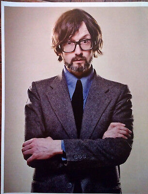 Jarvis Cocker / Pulp - Full Page Magazine Photo Picture Cutting RARE