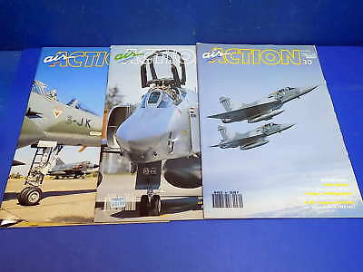 Air Action Magazine - (French Text) - Back Issues