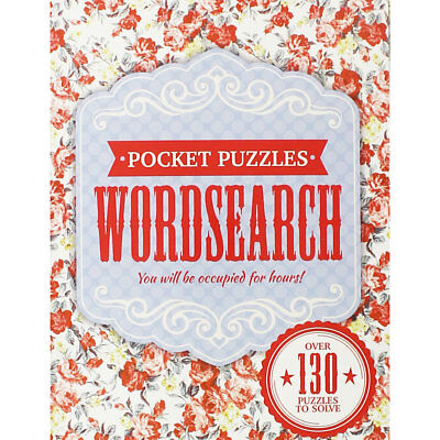 Pocket Puzzles - Wordsearch (Paperback), Non Fiction Books, Brand New