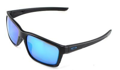 4f8d3906814 New Oakley Sunglasses Mainlink Polished Black w Prizm Sapphire  9264-3057