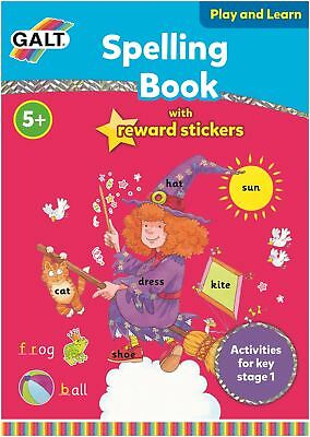 Galt SPELLING BOOK Children Educational Toys And Activities BN