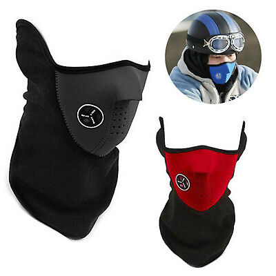 Anti-Pollution Motorbike Motorcycle Half Face Mask Ski Cycling Anti Dust Outdoor