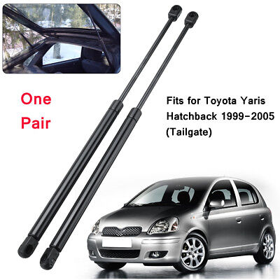 For Toyota Yaris Hatchback 99-05 Rear Tailgate Boot Hood Gas Lift Support Struts