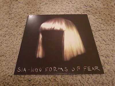 Sia 1000 forms of fear Vinyl