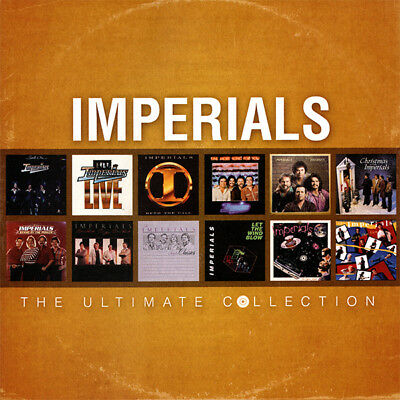The Imperials - The  Ultimate Collection CD 2014 Word | Curb Records  ** NEW **
