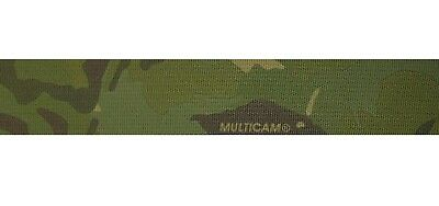 "38mm - 1.5"" Double Sided Crye Multicam Tropic Webbing with CTEdge™ - Camouflage"