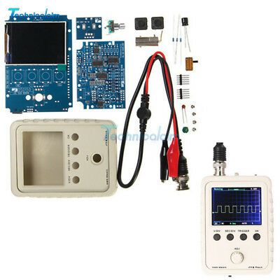 DSO150 15001K DSO-SHELL Digital Electronic Oscilloscope Set DIY Kit With Housing