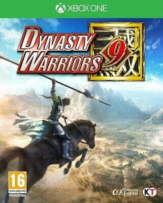 Xbox One Game Dynasty Warriors 9 New