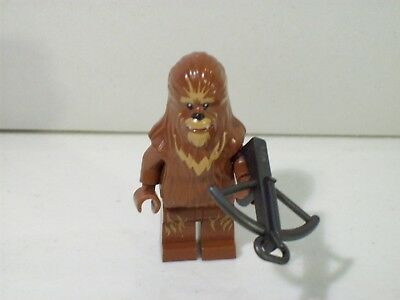Lego Star Wars Wookiee Warrior 75129 Mini Figure