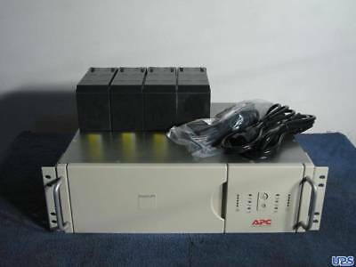 APC 1000 3u rackmount UPS - new cells - 12 Month RTB warranty