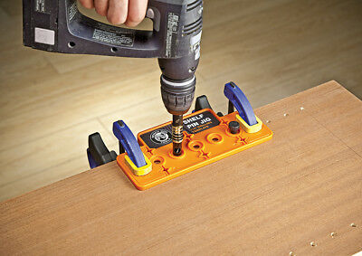 Rockler 640762 Shelf Drilling Jig 6.35mm (1/4'''')