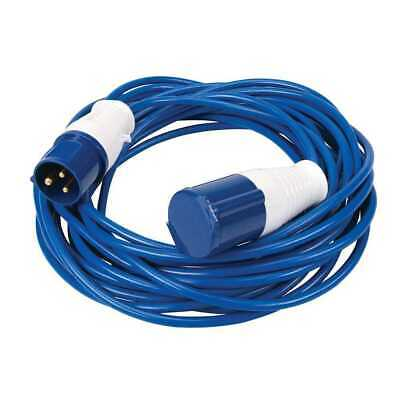 Extension Lead 16A 230V 14M 3 Pin Plugs & Sockets 16 Amp Powermaster 981201
