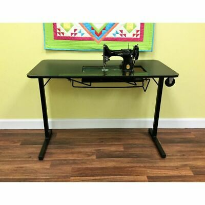 Arrow Heavyweight Sewing Machine Table for Singer 221 Featherweight New