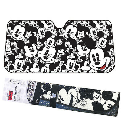 New Walt Disney Mickey Mouse Car Truck Windshield Folding Sun Shade Large  Size 61beb7e4cbd