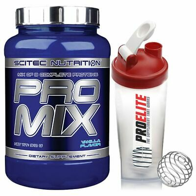 Scitec Nutrition Pro Mix 912g / ( Whey Protein + Casein + Soy ) + Free Shaker