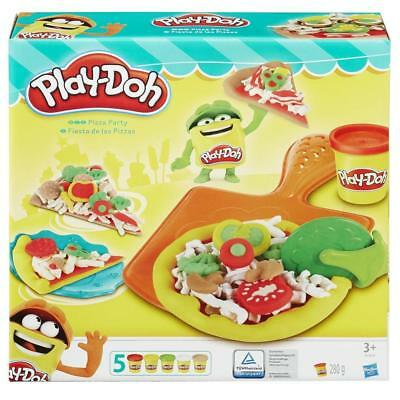 Play-Doh Kitchen Creations Pizza Party Knete Förmchen Knetwerkzeug 102480