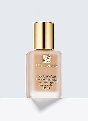 Estee Lauder  Double Wear Stay In Place Foundation 1W2 Sand 10Ml Sample Genuine