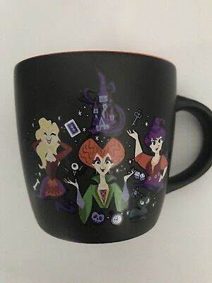 Disney Mickey's Not So Scary Halloween Party 2018 HOCUS POCUS MUG Design 2
