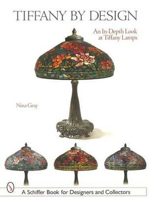 Vintage Tiffany Lamps Collector Guide Art Glass Table & Hanging Shades w Pattern