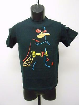 e3ae05eeee578 Neuf Phineas   Ferb Marvel Super Hero Enfant M Taille Moyenne 7-8 T-