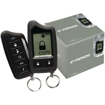 PYTHON 5706P Responder LC3 SST 2-Way Security/Remote-Start System