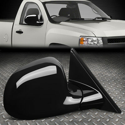 For 94-97 Chevy S10/gmc Jimmy Right Oe Style Manual Adjustment Side View Mirror