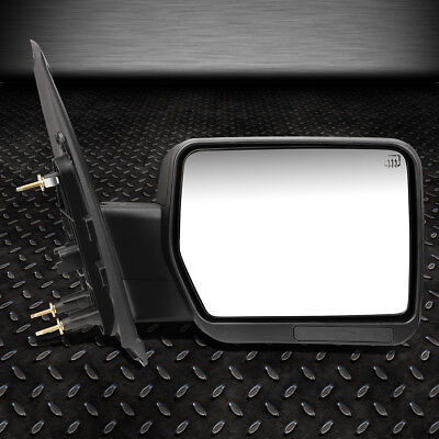 For 04-14 F150 Power+Heated Rear View Replacement Towing Mirror Right/passenger