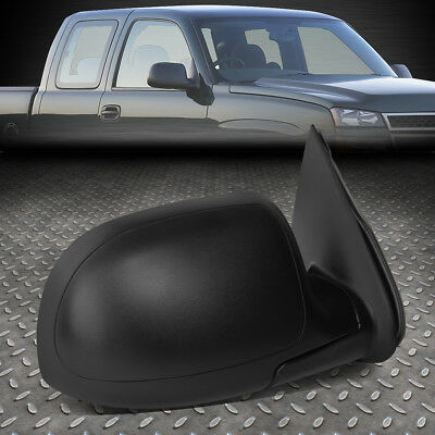 For 99-02 Chevy Silverado/gmc Sierra Oe Right Powered+Heated Side View Mirror