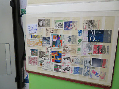 Lot 33 Timbres**France   Annee 1986