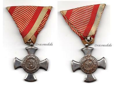 Austria WW1 Iron Cross Merit Medal 1916 Austrian Decoration Kaiser WWI 1914 1918