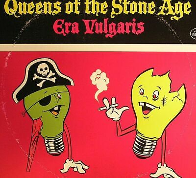 "QUEENS OF THE STONE AGE - Era Vulgaris - Vinyl (triple 10"" LP)"