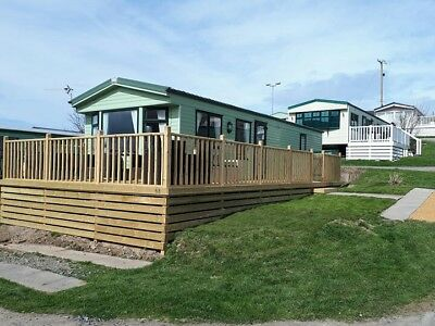 Holiday Home To Hire. Clarach Bay. Aberystwyth. Wales. 22nd June 2019 7 Nights