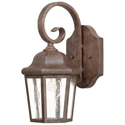 The Great Outdoors 8611-A61 1-Light Outdoor Wall Sconce, Taylor Court Collection