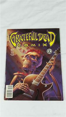 Grateful Dead Comix # 1 Premier Issue Kitchen Sink 1991 Dean Armstrong