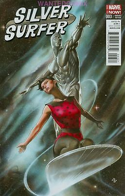 Silver Surfer #3 Granov Variant Cover 1:25 2014 Marvel Comic Book New 1 Nm