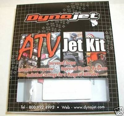 Yamaha Big Bear 350 1999 Atv Jet Kit Stage 1 - Q411