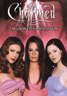 Charmed - The Complete Fourth Season New DVD! Ships Fast!