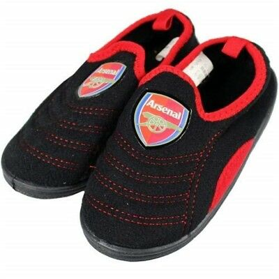 Arsenal F.c. Boot Slippers 12/13