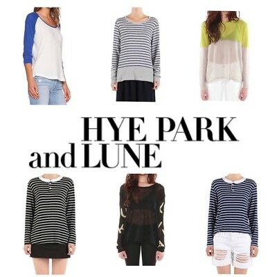 Hye Park & Lune Tanks, Short, & Long Sleeve Tops Assorted Size & Styles 100 Pcs