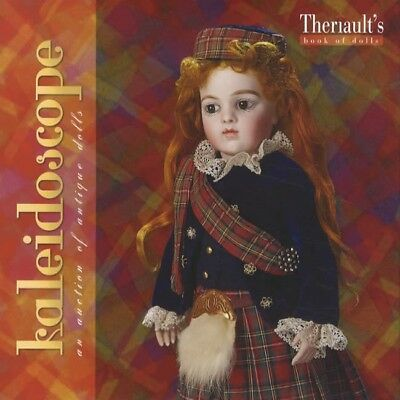 Kaleidoscope: Auction Catalog of Antique Dolls Collector Reference w Prices