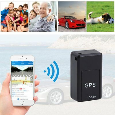 GPS Realtime Tracker Car Truck Vehicle GPRS GSM Mini Spy Tracking Device