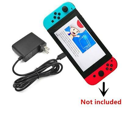 Fast Charger AC Adapter Power Supply for Nintendo Switch NS Wall Travel Charger