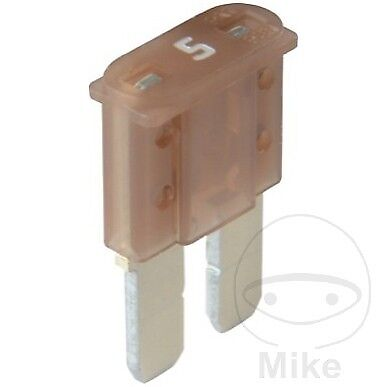 Herth & Buss Micro 2 Fuse 5A Light Brown 50295645