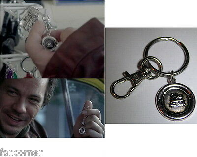Once Upon A Time porte clefs cygne offert à Emma swan's keychain from season 2