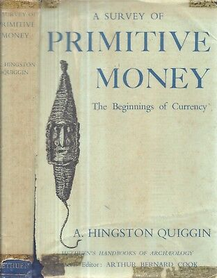 Rare 1949 Uk Primitive Money Numismatics 2 Color Prints Maps With Dust Jacket Uk