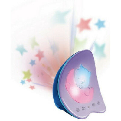 Starry Night Baby Sleep Trainer Lightshow Projector & Sound Soothing Mobile