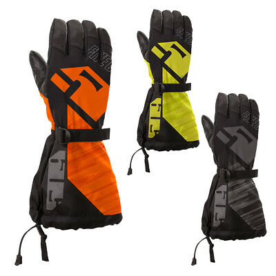 509 Backcountry 2.0 Waterproof Snocross Snowmobile Durable Heavy-Weight Gloves