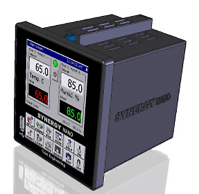 Tidal Engineering Corp TE1961-3 Synergy Quattro Controller / Data Logger