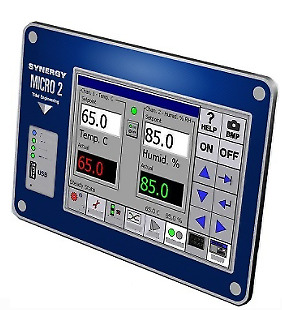 Tidal Engineering Corp TE2174-1 Synergy Micro 2 Controller / Data Logger