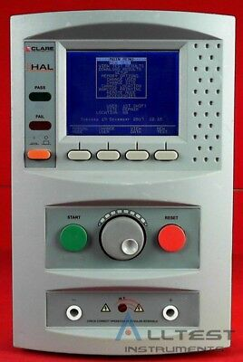 Seaward H101 ClareHAL 101 Advanced Multi-function Safety Tester - Hipot